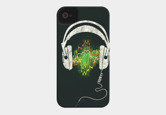 Soundwave Phone Case - Design By Humans