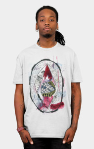 The Mixed Media T-Shirt