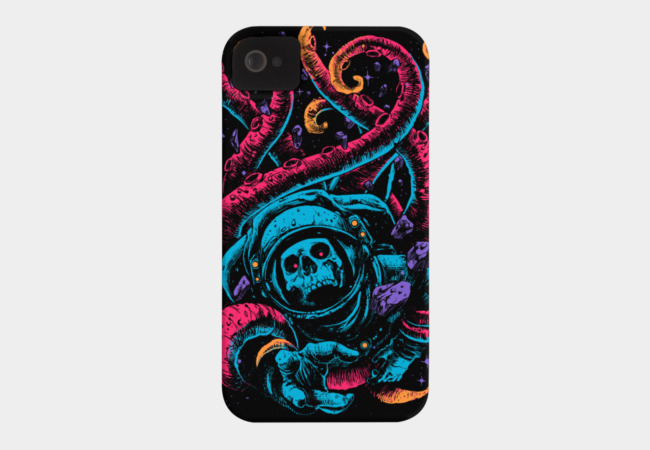 Lost Phone Case - Design By Humans