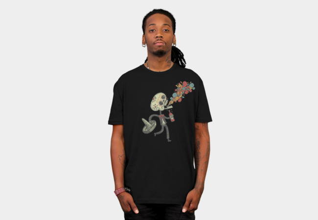 El Mariachi T-Shirt - Design By Humans