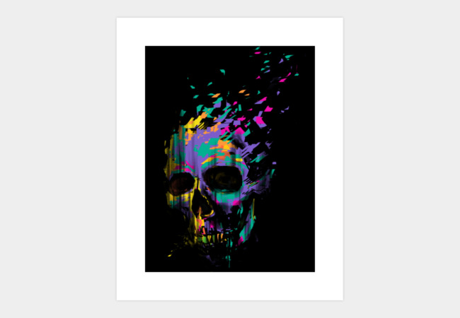 Defragged Art Print - Design By Humans