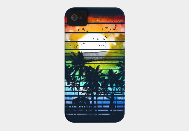 VIVID STRIPES Phone Case - Design By Humans