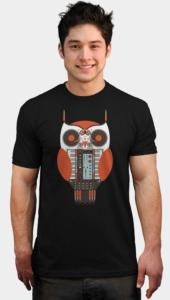 Owl DJ Men's