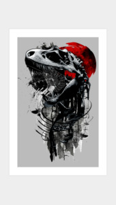 Extinction Art Prints