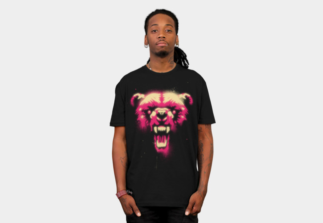 Bearspray T-Shirt - Design By Humans
