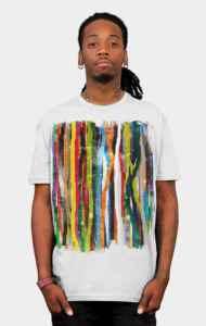 stripes 2 T-Shirt