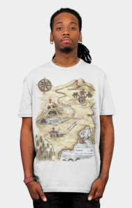 Did You Mean Treasure Island? T-Shirt