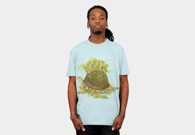 T Forest Guardian T-Shirt - Design By Humans