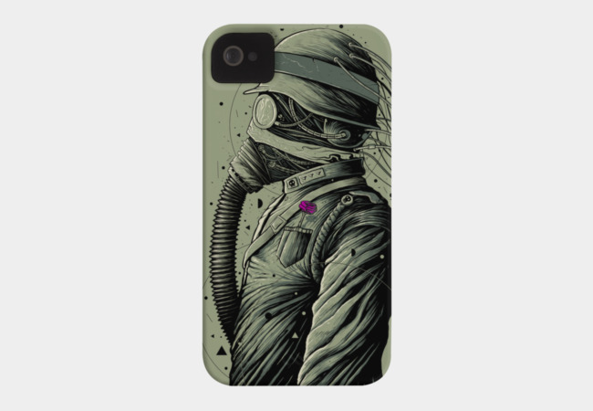 The Dark Officer Phone Case - Design By Humans