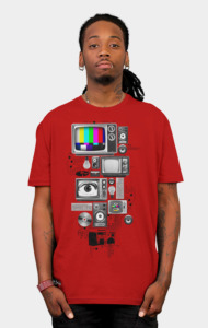 Technicolor T-Shirt