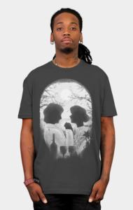 Till Death Do Us Apart (white) T-Shirt