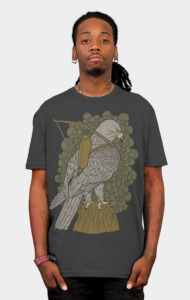 The Eagle and the Arrow T-Shirt