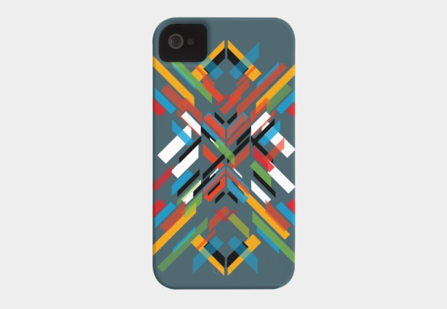 Fractal Pattern Phone Case - Design By Humans