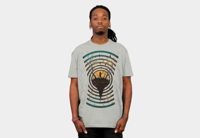 Ripples T-Shirt - Design By Humans
