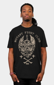 Mutant Fight Club T-Shirt