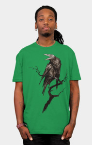 Lonesome Crow T-Shirt