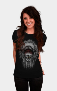 Wolf Warrior T-Shirt