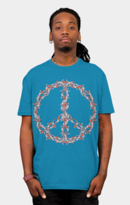 Diving in Peace T-Shirt