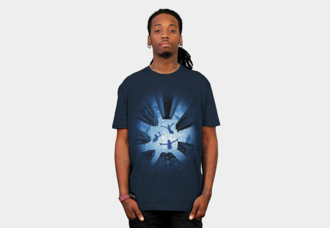 Water World T-Shirt - Design By Humans