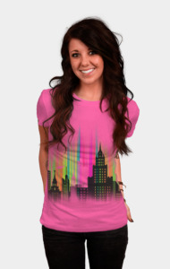 The Neon City T-Shirt
