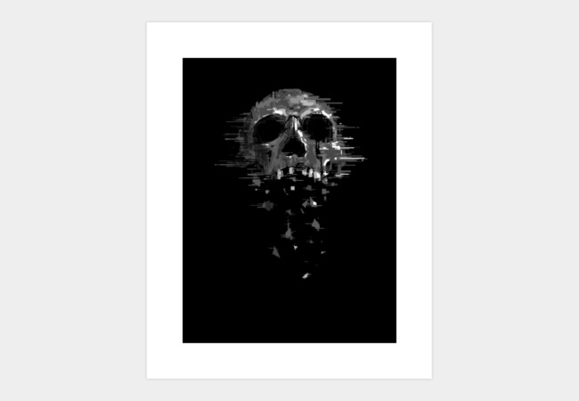 Grayskull Art Print - Design By Humans
