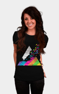 Colorful Escape T-Shirt