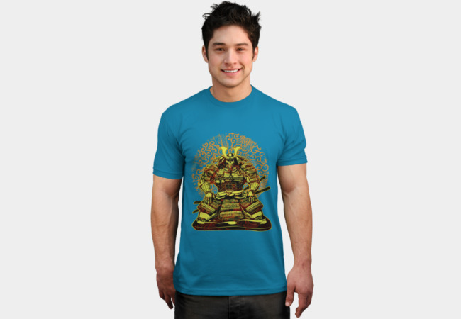 the samurai T-Shirt - Design By Humans