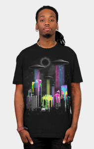 We Come In Colors. T-Shirt