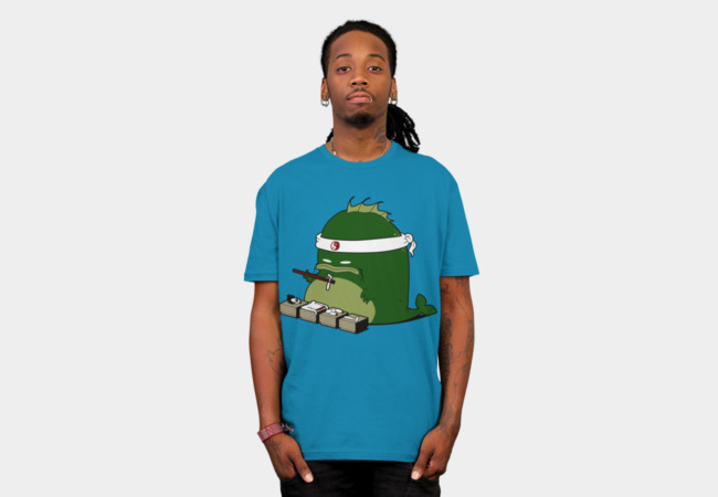 Limited Edition - Human Sushi T-Shirt - Design By Humans