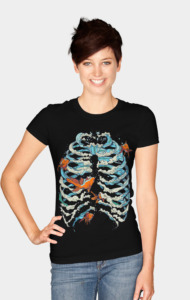 FISH BONE T-Shirt