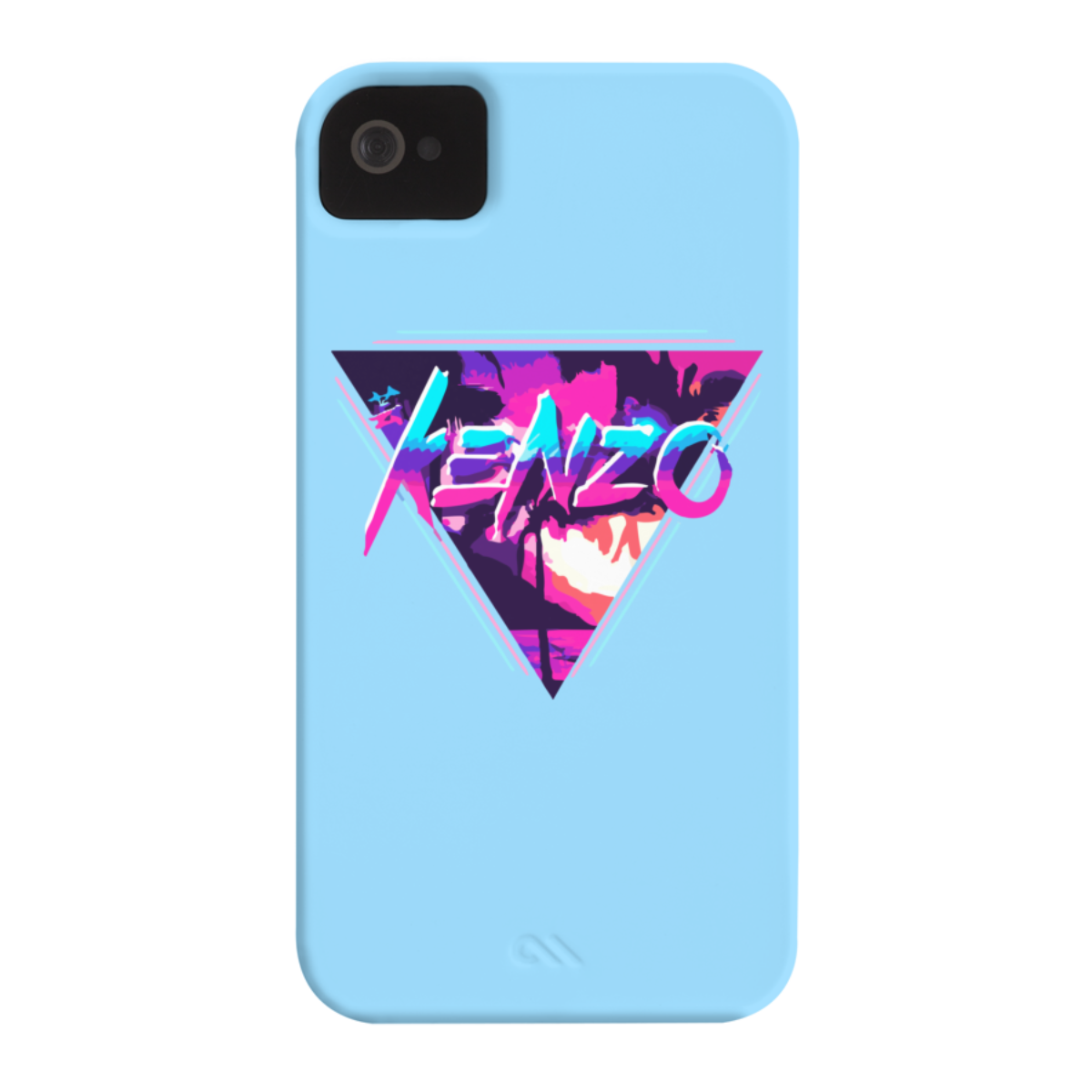 Kenzo Art logo tshirt Phone Case Buy the Blue Kenzo Art logo tshirt phone case designed by KenzoArt. Enjoy this protective phone case for iPhone 4/4s/5/5s/5c/6/6 plus, as well as iPod Touch or Galaxy S4/S5. This Blue phone case is featured in sci-fi & fantasy, art styles, neon, retro, space, summer, themes, vintage categories. Shop DesignByHumans.com for the largest selection of creative graphic tees, tank tops, sweatshirts, phone cases, and art prints.