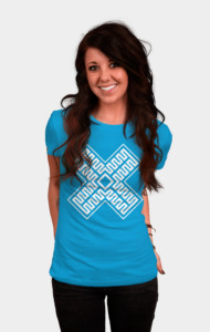 X marks the spot T-Shirt