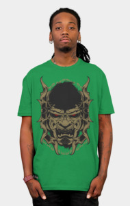 Mayhem Unmasked T-Shirt