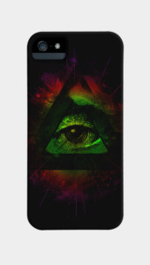 The Eye II Phone Cases