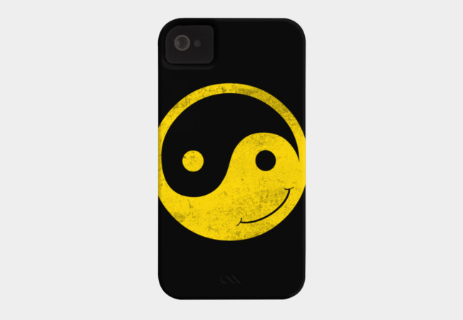 ;))) Phone Case - Design By Humans