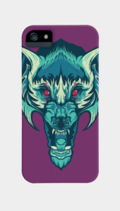 Blood Thirsty II Phone Cases