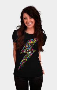 Colorful Bolt T-Shirt