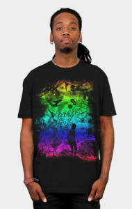 nature tune T-Shirt