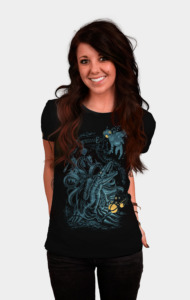 Monsters of the Deep T-Shirt