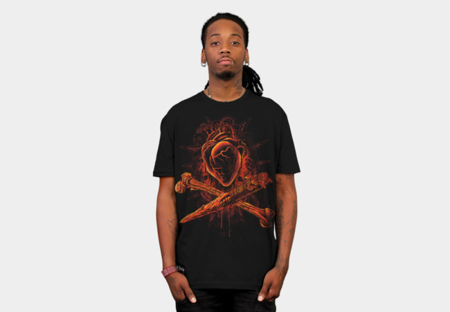 Corazon T-Shirt - Design By Humans