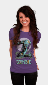 Z is for Zombie Women's