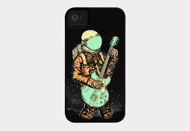 Alone in my SPACE Phone Case - Design By Humans