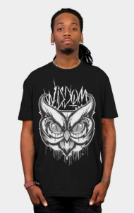 Wisdom (Darkside) T-Shirt