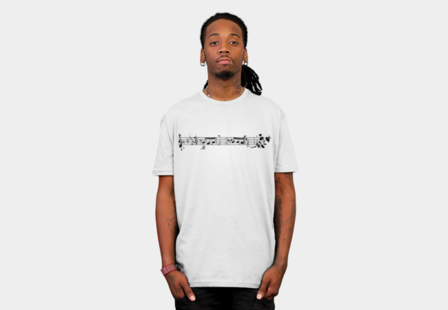 Pandooven's 5th Symphony T-Shirt - Design By Humans