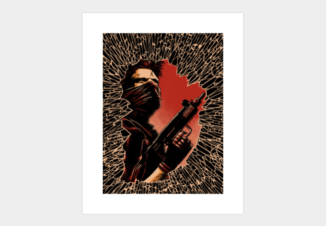 War is over' Art Print - Design By Humans