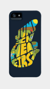 Jump In Head First Phone Cases