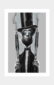 Bad Lincoln T-Shirt
