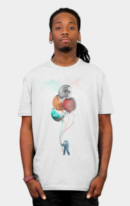 The spaceman's trip T-Shirt