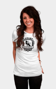 Canary Search and Rescue T-Shirt