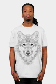 Gaze of the Wolf (Black)